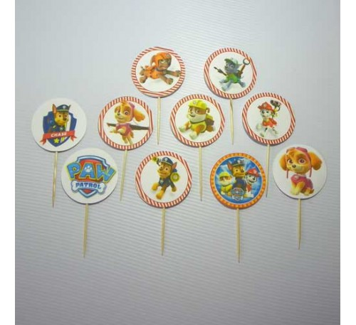 Cupcake Toppers - Any Theme Available