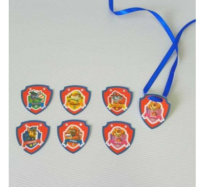 Paw Patrol - Neck Badges