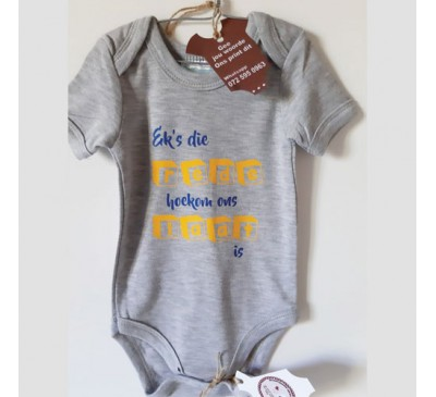 Baby Grow - Ek's die Rede