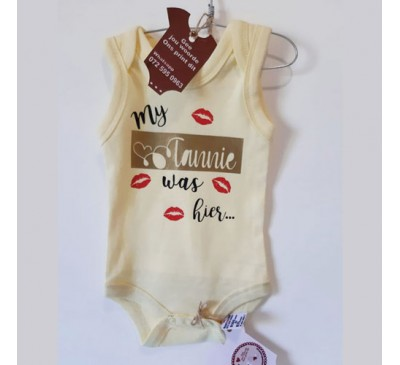 Baby Grow - My Tannie was hier #1