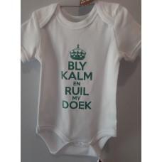 Baby Grow - Bly Kalm