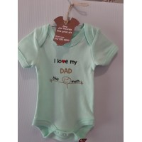 Baby Grow - Love Dad