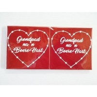 Ceramic Tile Coasters - Grondpad Set