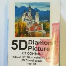 Diamond Dot - 30cm x 30cm - Castle