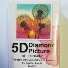 Diamond Dot - 30cm x 30cm - Dandilions