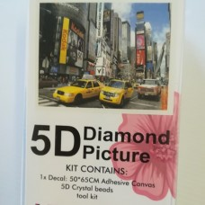 Diamond Dot - 65cm x 50cm - New York