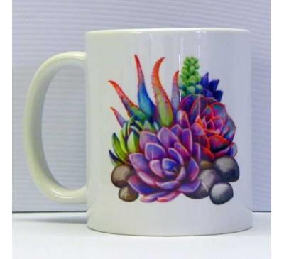 Printed Coffee Mug - Kalahari Wens