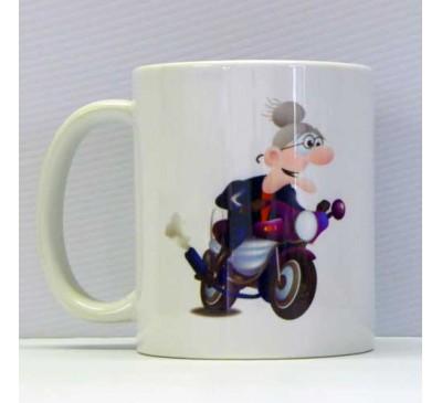 Printed Coffee Mug - Oumense Moes